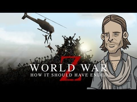 How World War Z Should Have Ended with special guests from other fav zombie flicks