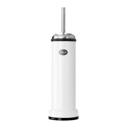 VIPP Toalettbørste hvit - Hansen & Co