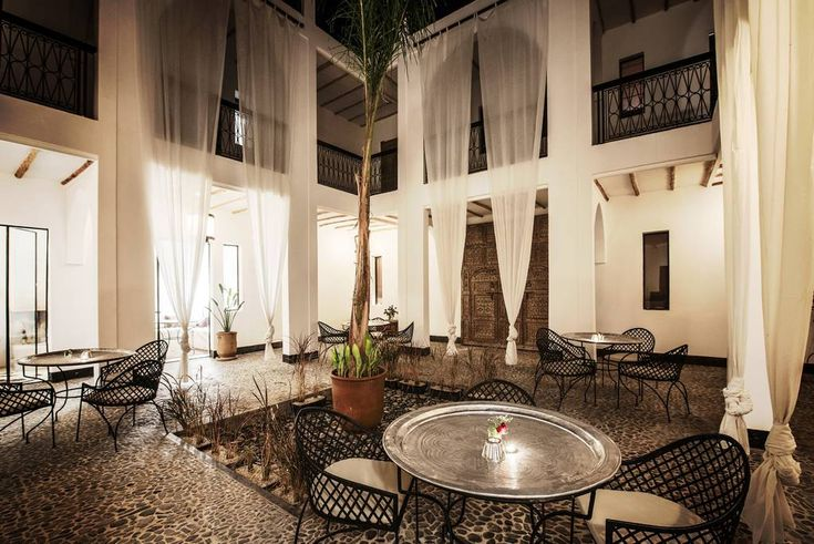 Private room in Marrakesh, Morocco. Sheila & Melissa are glad to welcome you at the BLISS RIAD Marrakech hotel. We have a total of 9 rooms, full hotel services (Spa, Hammam, Restaurant, Reception, Concierge) On our panoramic rooftop you can admire the valleys of the Atlas mounta...