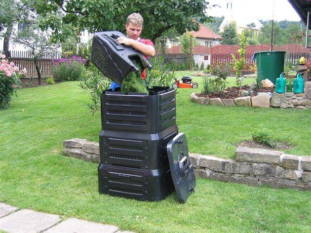 Jak vyrobit vlastní kompost