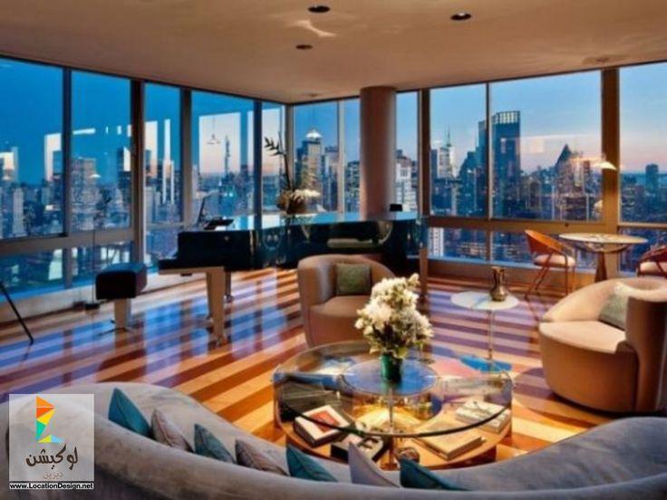 38 best ديكورات منازل images on Pinterest   Living room designs ...