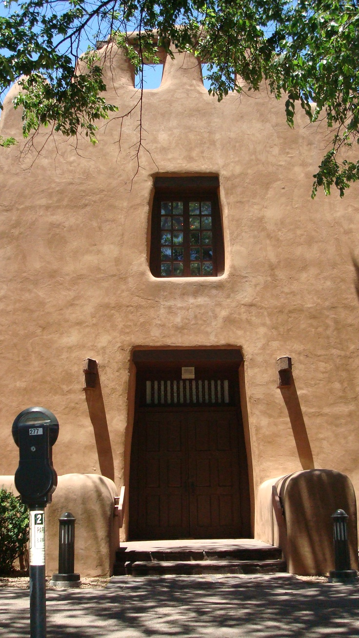 Santa Fe, NM (2011) --Been here.
