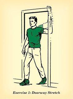 Exercícios para corrigir postura