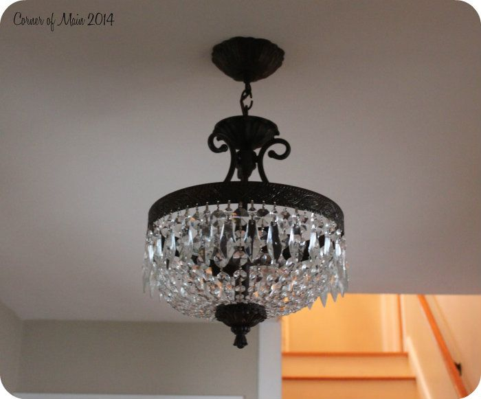 Image Result For Lowes Crystal Chandeliers