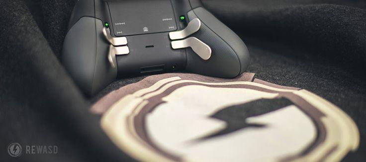 Map Xbox Elite Paddles to Keyboard reWASD Keyboard, Xbox