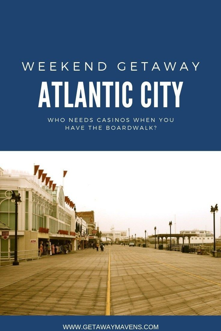 How Do You Get From Nyc To Atlantic City