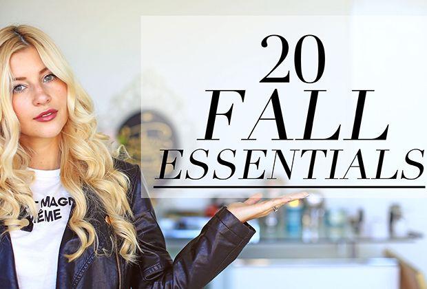 Fall+Hauls:+20+Fall+Wardrobe+Essentials