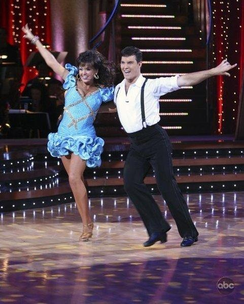 Jonathan Roberts & Marie Osmond  -  Dancing With the Stars  -  season 5  -  fall 2007  -  placed 3rd for the season
