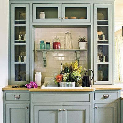 Utility Room Southern Living