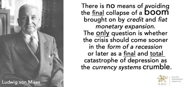 Ludwig von Mises quote