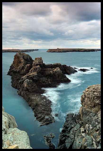 Ouessant rocher