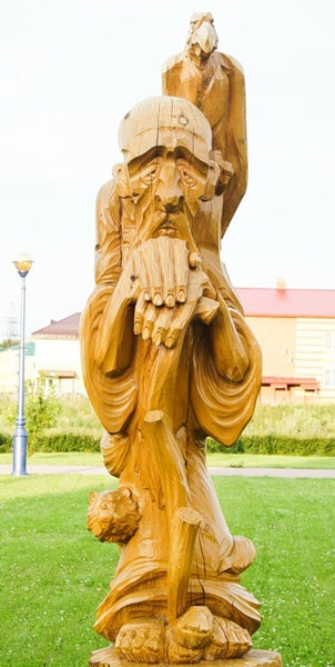 Images about wooden sculptures on pinterest