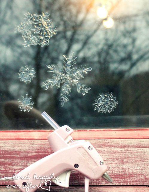 10 astuces pratiques pour Noël | Les idées de ma maison Photo: ©welivedhappilyeverafter.com #astuce #noel #truc #deco