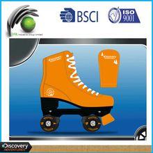 [Outdoor Sports] 2017 new design Professional design traditonal roller skate Quad roller sakte for adult