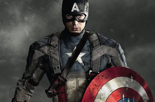 Capitão América 3 Guerra Civil
