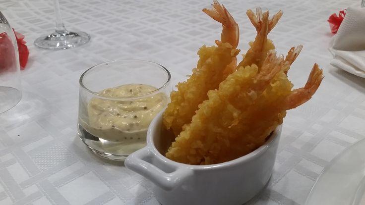 Gamberi in tempura Sol di Pepe | Cassano delle Murge #tempura #gamberi #foodporn