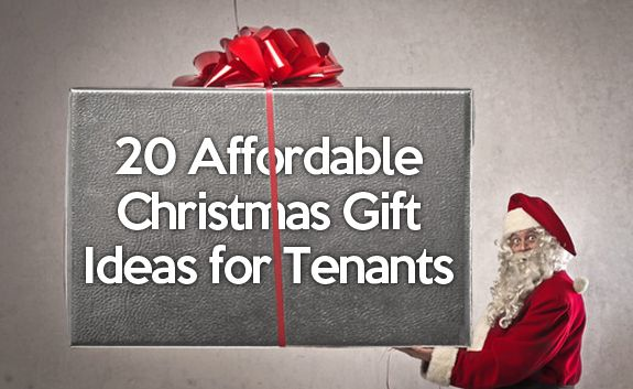 20 Affordable Christmas Gift Ideas For Tenants