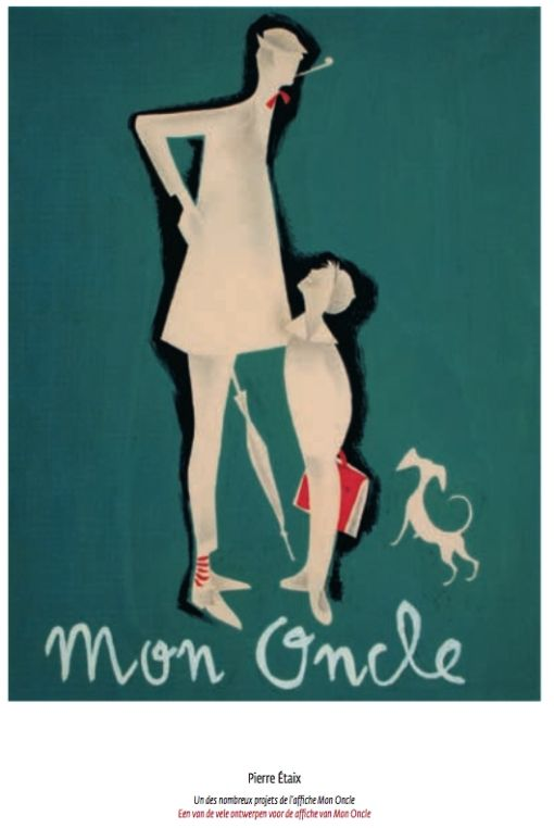 Mon Oncle poster for kitchen