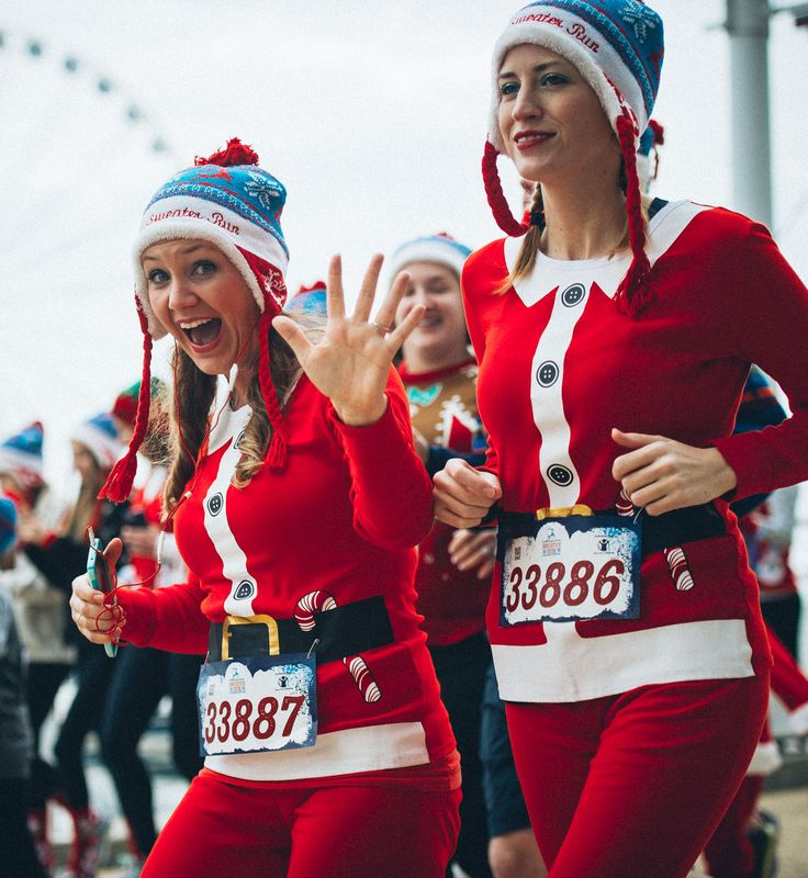 About | The Ugly Sweater Run