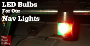 Want to change your boat's navigation lights to LED bulbs? Confused about where you should use cool white, warm white or colored bulbs? Here are the answers.