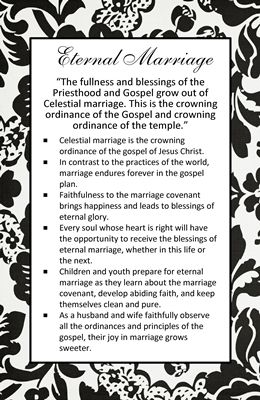 Chapter 15: Eternal Marriage Teachings of Presidents of the Church: Joseph Fielding Smith, (2013), 191–202