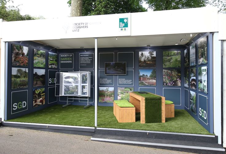 Society of Garden Designers at Chelsea Flower Show 2015