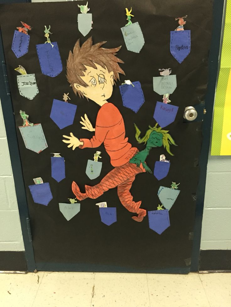 89 best Door Decorating images on Pinterest | Door ...