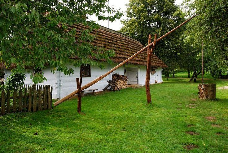 Wooden hut - Sanok, Podkarpackie