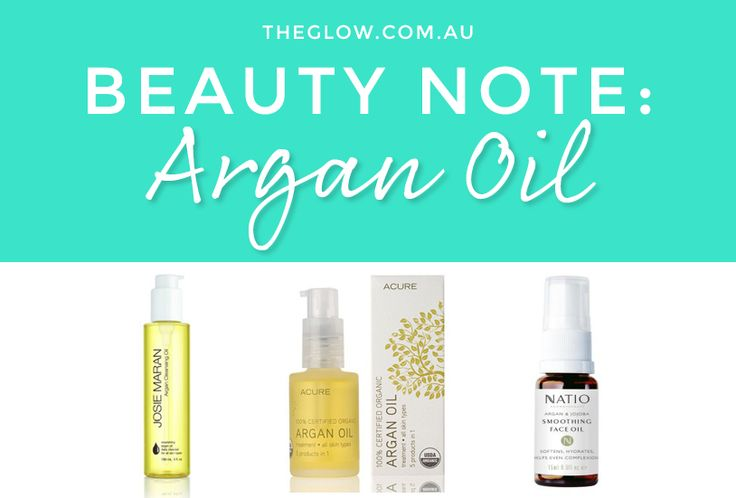 Why argan oil is everything from makeup to haircare and skincare.