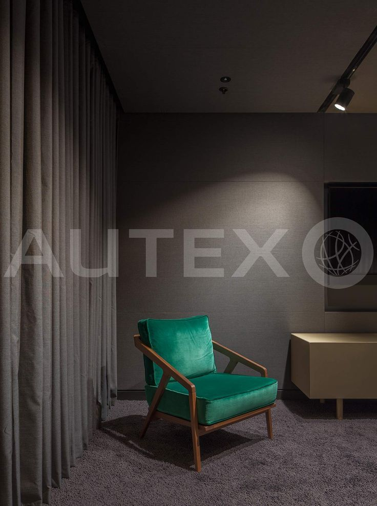 Autex Acoustics - Cube™ - Havas Media London, UK - Colours: Empire - Direct Fix to Wall - Modern Office Space