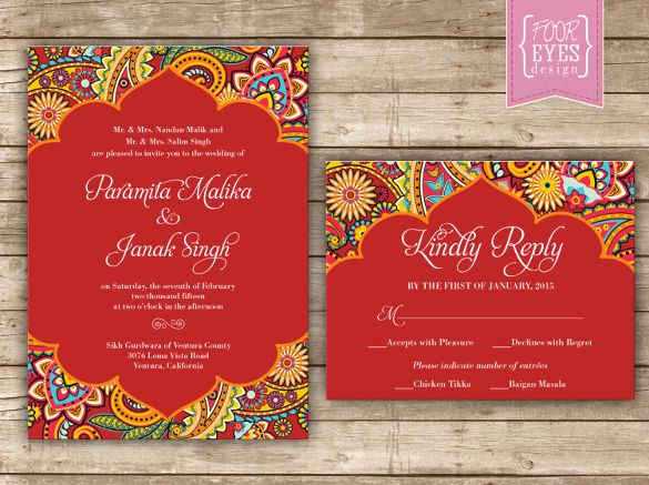 Traditional Wedding Invitations 26 Psd Jpg Format Wedding Indian Wedding Invitation Cards Hindu Wedding Invitation Cards Wedding Invitation Online Design