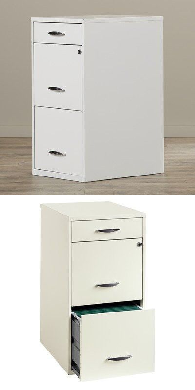 Lovely 3 Drawer Legal Size File Cabinet