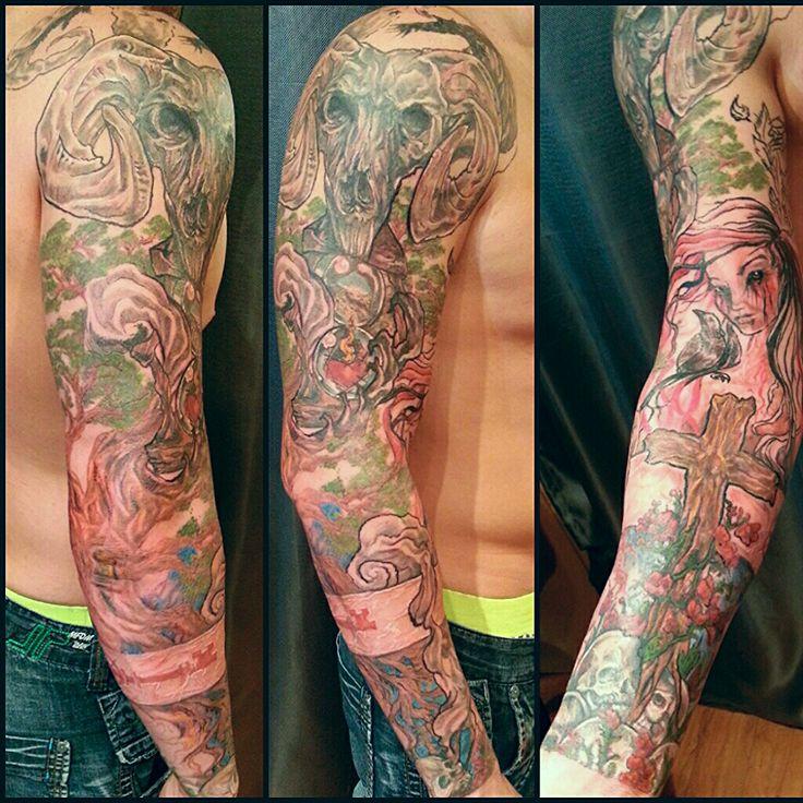 about My Ink ♡♥♡ (work in progress) on Pinterest   Tattoo sugar ...