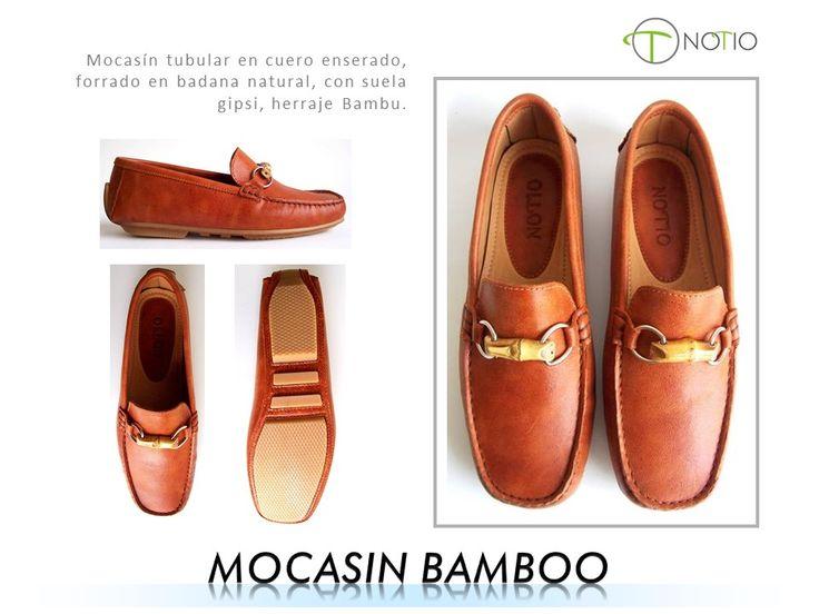 Notio Calzado - Mocasin Bamboo