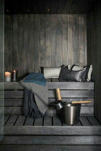 Sauna inspiration