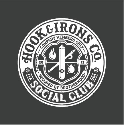 Richie Stewart and the Social Club - HookandIrons - The Rebirth of Fire Apparel