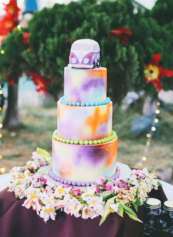 17+ best ideas about Hippie Cake on Pinterest | Peace cake ...
