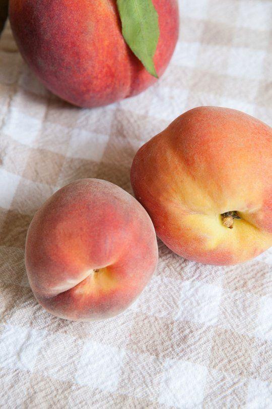 how to eat a georgia peach