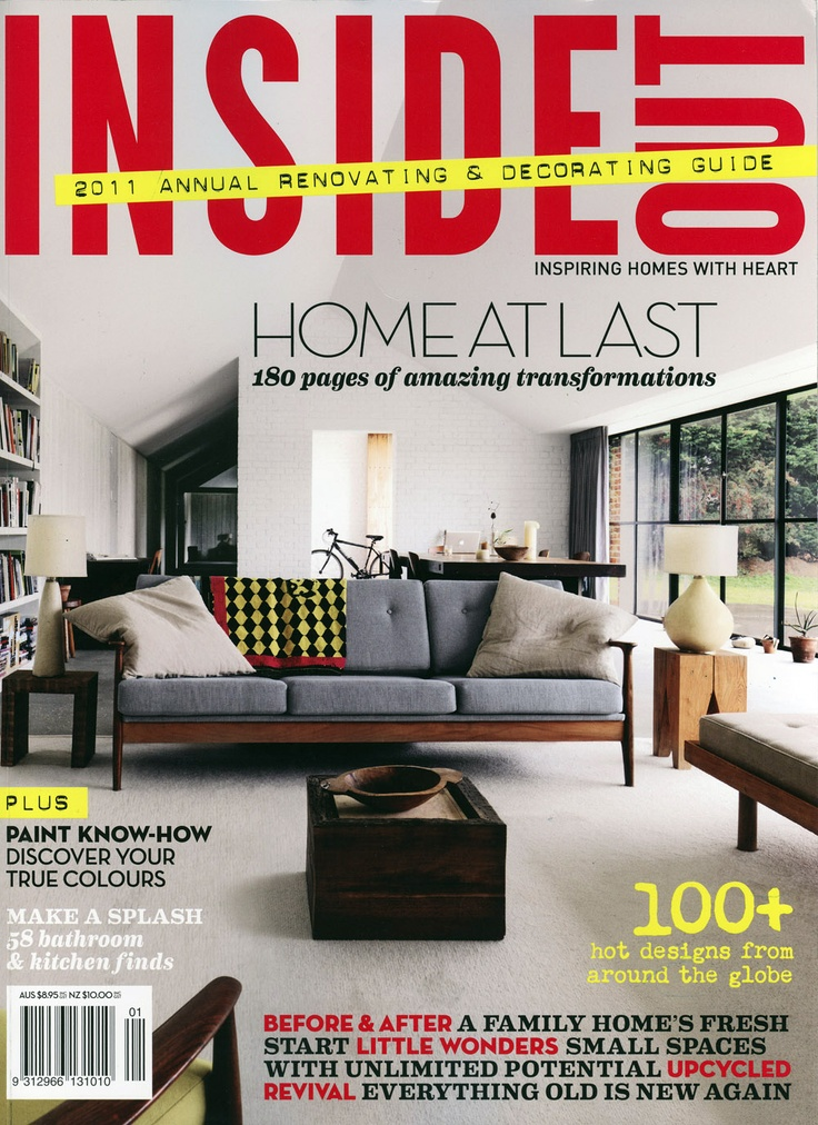 Inside Out (AUS) - Annual Renovating & Decorating Guide 2011