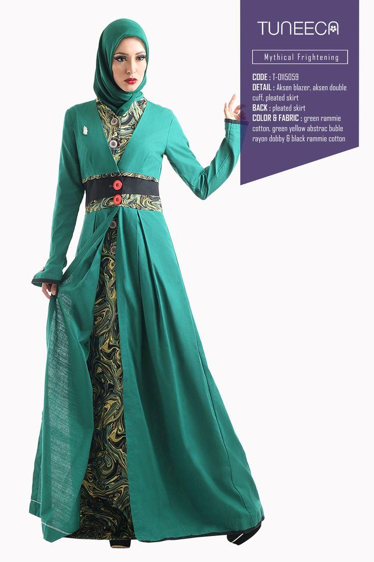 The Broken Wings Back by Tuneeca   #tuneeca #muslimwear #hijab #fashion #casualwear #tuneeca #muslimwear #hijab #fashion