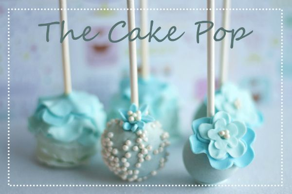 Pretty cake pops (and how to make them).