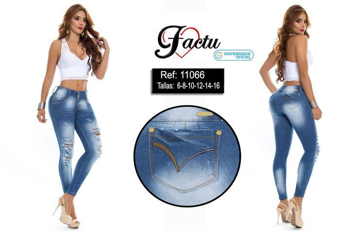 Pantalones de marca jeansPitbull #originales #originaldesing #levantacola #pushup #pantalones #desvanecido #conrotos #rotos #moda #jeans #pantalonajustado #nuevosestilos #fotos #vaqueros #todoslosdias #colorazulclaro #hechoencolombia #colombianos #calidad #demoda #claros