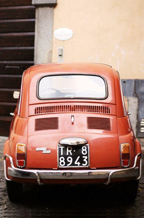 La mia prima auto...stesso colore...