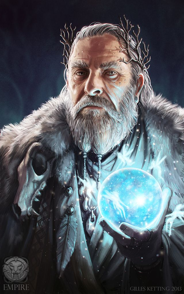 Emperor - The Sage by Gillesketting on deviantART