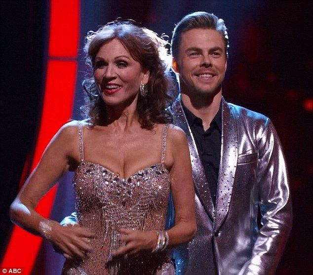 Solid run: Marilu Henner was voted off Dancing With The Stars on Monday as the five semifinalists were determined