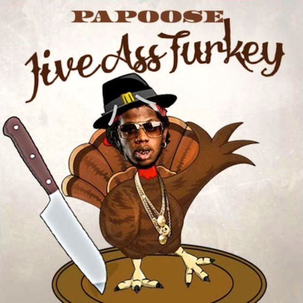 """Papoose – """"Jive Ass Turkey"""" (Trinidad Jame$ Diss)"""
