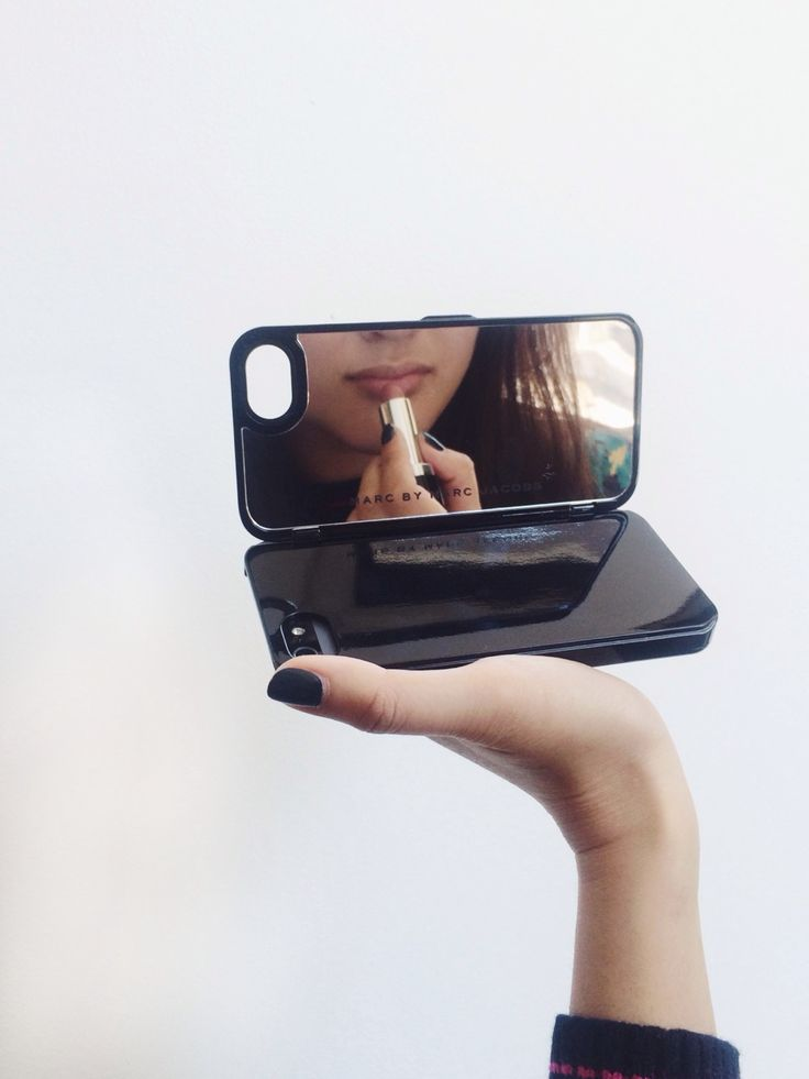 Fundas para celular con espejo