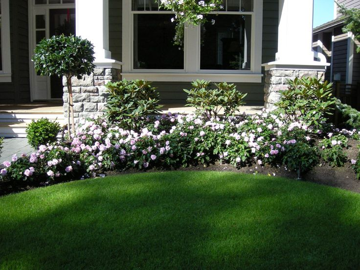 Small Garden Designs Surrey: 13 Best Images About Front Yard Makeover On Pinterest
