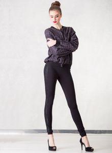 Leggings Lace Stripe