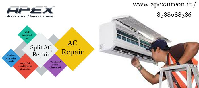 Apex Aircon Ac Repair Services In Noida Supply And Install A